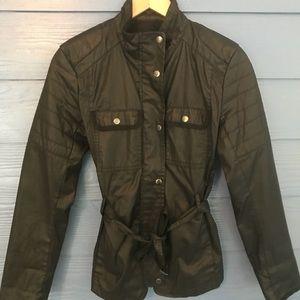 Gap black jacket, Small
